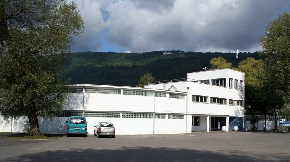 "Strandbad Biel. (Urheber: kaf1 / Wiki / Lizenz: <a href=""http://creativecommons.org/licenses/by-sa/3.0/deed.de"" target=""_blank"">CC</a>)"