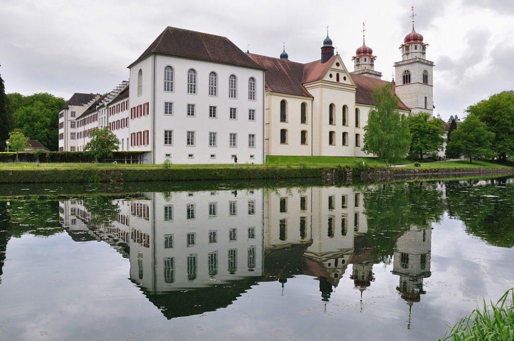 Viel Platz bietet das Kloster zukünftigen Musikklassen und -seminaren. (BIld: Hansueli Krapf / Wikimedia / CC)