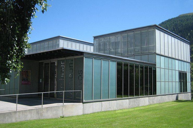 Das Kirchner-Museum in Davos (Bild: Adrian Michael, Wikmedia, CC)