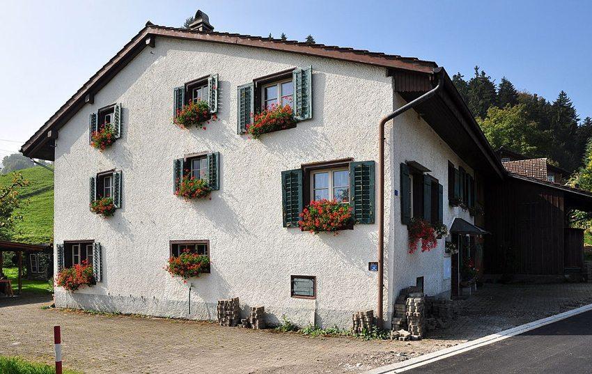 Das Freddi-Haus – ein schützenswertes Wohnobjekt (Bild: Roland zh, Wikimedia, CC)