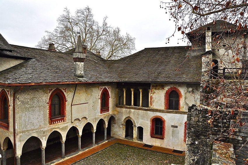 Castello Visconteo – Schlossmuseum mit archäologischer Sammlung (Bild: WPestana, Wikimedia, CC)