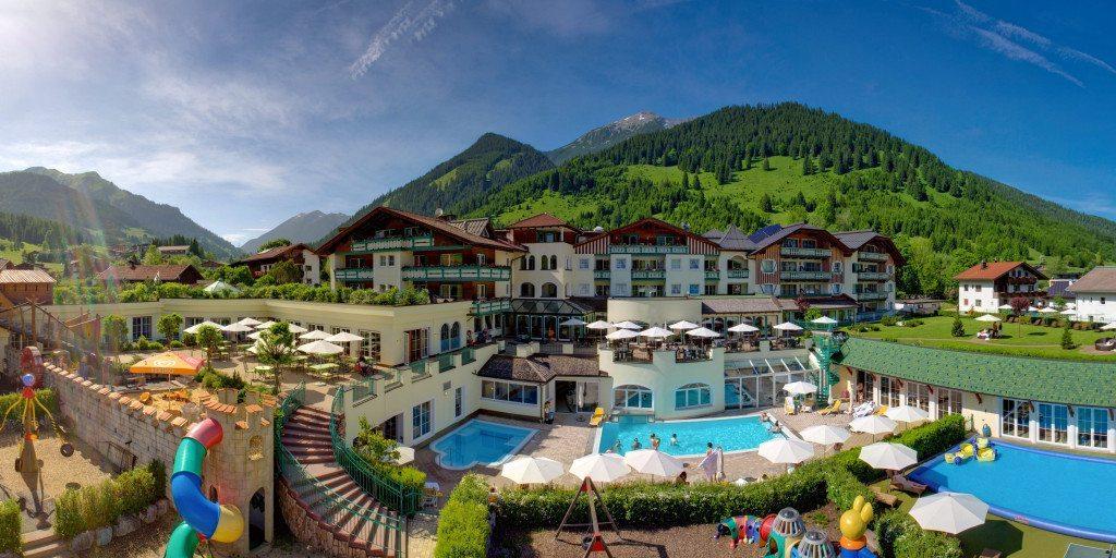 Geniessen Sie traumhafte Familienferien im Kinderhotel Alpenrose. (Bild: © hotelalpenrose.at)