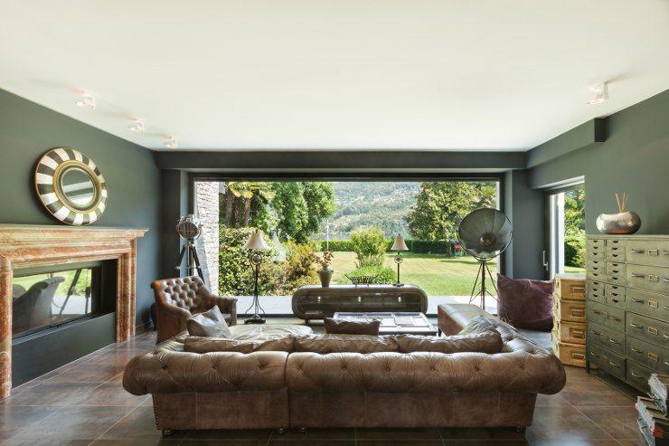 edel und individuell kombinierbar ein ledersofa denkmalpflege schweiz. Black Bedroom Furniture Sets. Home Design Ideas