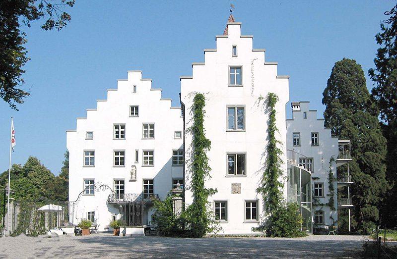 Schloss Wartegg, Rorschacherberg (Bild: Martin Sauter, Wikimedia, GNU)