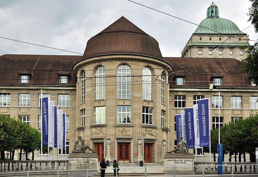 Universität Zürich – Hauptgebäude (Bild: Roland zh, Wikimedia, CC)