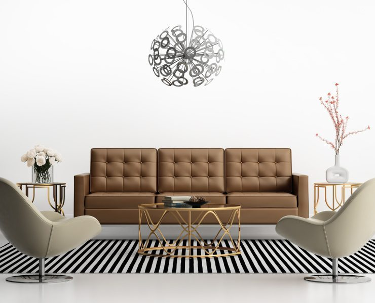 das ledersofa im wohnzimmer ein zeitlos attraktives m belst ck denkmalpflege schweiz. Black Bedroom Furniture Sets. Home Design Ideas