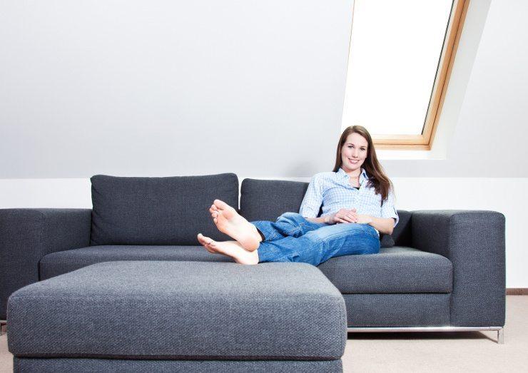 Was für ein Polstermöbel darf es sein? (Bild: © Kaarsten - fotolia.com)
