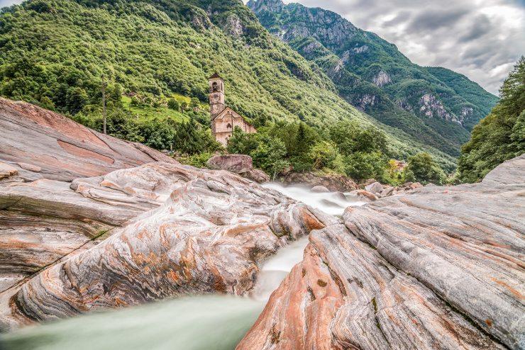Mieten Sie eine Ferienwohnung Tessin für perfekten Ferienspass. (Bild: © jeremy13fr - Fotolia.com)