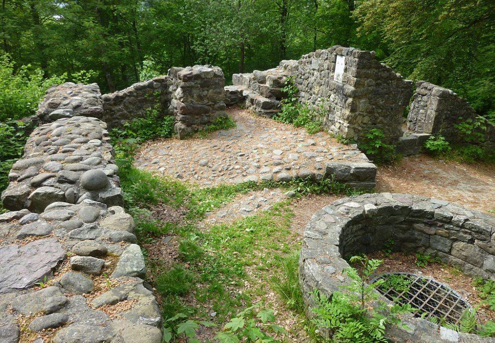 Burgruine Wulp bei Küsnacht  (Bild: Adrian Michael, Wikimedia, CC)