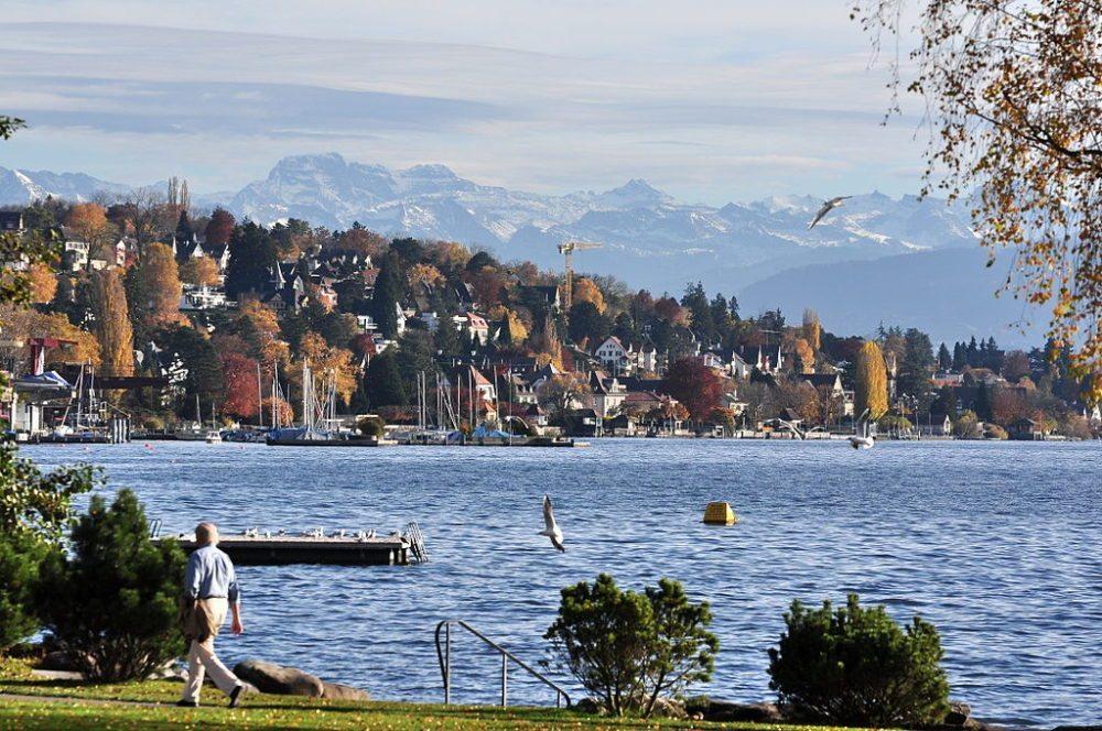 Zollikon am Zürichsee (Bild: Roland zh, Wikimedia, CC)