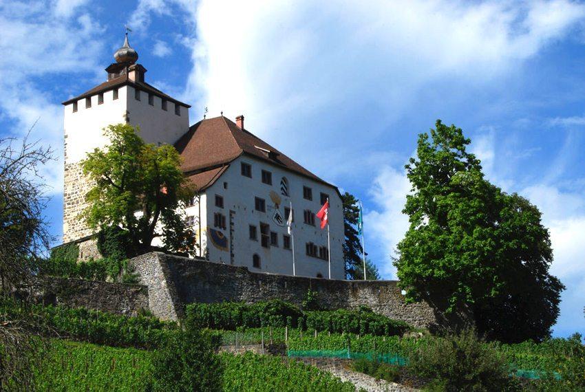 Schloss Werdenberg (Bild: Margaret.sw, Wikimedia, GNU)