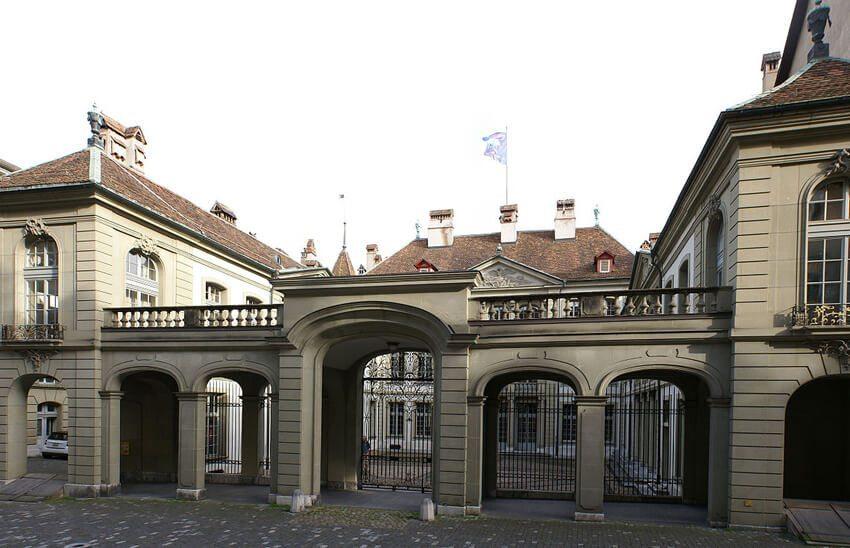 Der Erlacherhof gehört zum Weltkulturerbe der UNESCO. (Bild: Sandstein, Wikimedia, CC)