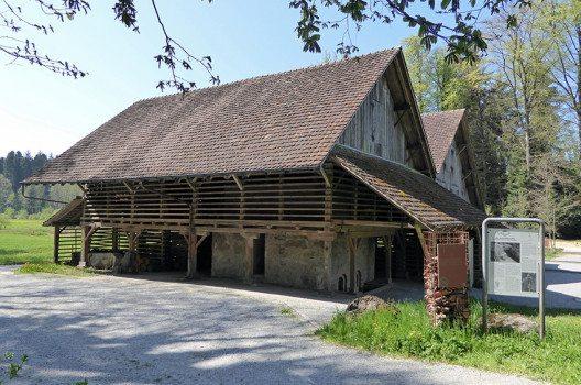 Ziegelhütte wurde vor über dreissig Jahren unter Denkmalschutz gestellt. (Bild: Ziegelei-Museum Cham)