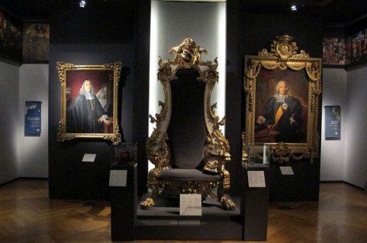 Exponate im bernischen Historischen Museum (Bild: Sailko. Wikimedia, CC)