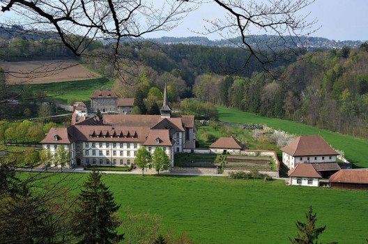 Abtei Altenryf in Hauterive (Bild: Chriusha (Хрюша), Wikimedia, CC)