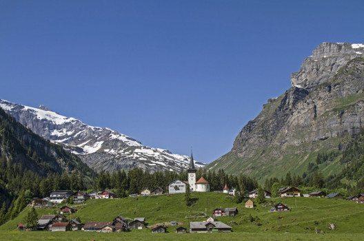 Der Urnerboden – die grösste Schweizer Alp. (Bild: Eder – shuttestock.com)