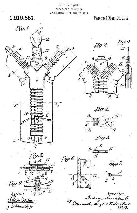 """Martin Winterhalter erwarb das Patent für Europa und entwickelte das Verschlusssystem """"Riri"""". (Bild: © Gideon Sundbäck, Wikimedia, GNU)"""