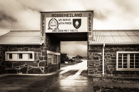 Robben Island in Südafrika (Bild: Maurizio De Mattei – Shutterstock.com)