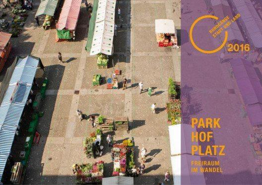 """""""Platz – Hof – Park; Freiraum im Wandel"""" (Bild: © Kanton Zürich / zh.ch)"""