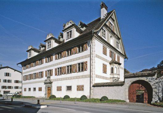Der Freulerpalast (Bild: Freulerpalast)