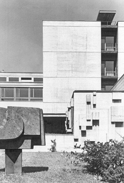 Giacomettibau der Universität Zürich (Bild: Kanton Zürich)