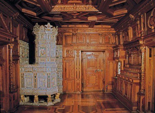 Das Prunkzimmer (Bild: Freulerpalast)