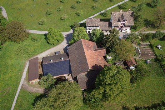 Das sogenannte Menzihaus wurde vor über 40 Jahren letztmals umfassend saniert.