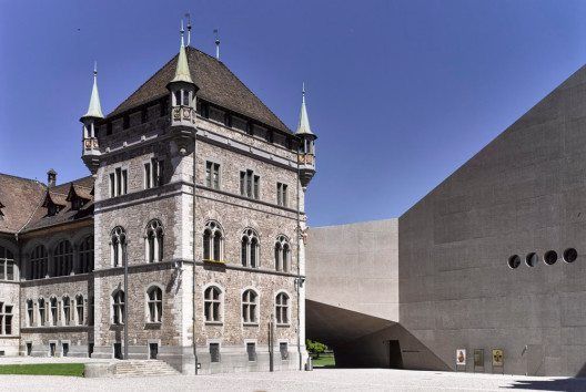 Das neue Landesmuseum Zürich (Bild: Schweiz Tourismus)