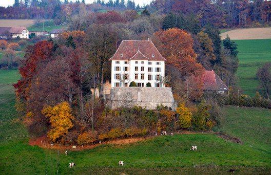 Schloss Rued (Bild: Architekturbüro Castor Huser, Baden)