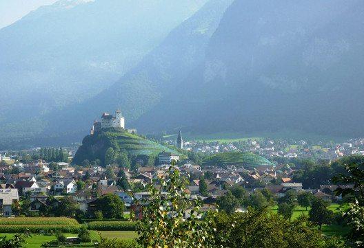 Balzers, Liechtenstein (Bild: St9191, Wikimedia, CC)