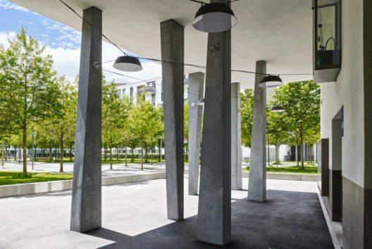 Wohnüberbauung Klee (Bild: Georg Aerni)