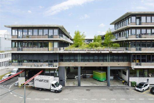 Gewerbehaus Noerd (Bild: Georg Aerni)