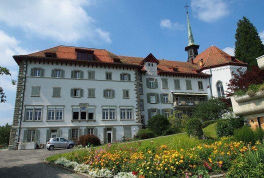 Kloster St. Anna auf Gerlisberg (Bild: WES1947, Wikimedia, CC)