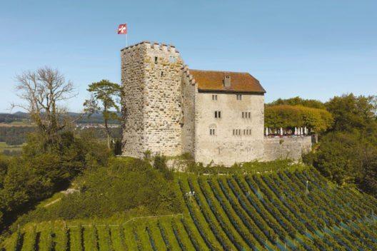 Schloss Habsburg (Bild: Museum Aargau)