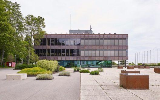 Magglingen, BASPO, Hochschule Hauptgebäude (Bild: © Tobias Wootton)