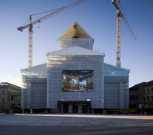 Umbau und Sanierung Parlamentsgebäude