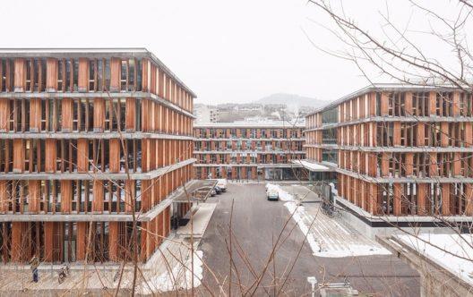 Ittigen, Verwaltungszentrum UVEK (Bild: © Tobias Wootton)