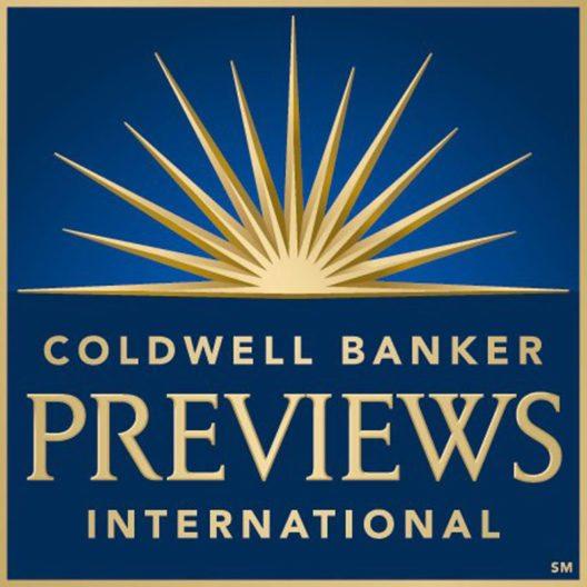 Coldwell Banker Previews International. (Bild: PRNewsFoto/Coldwell Banker Residential Brokerage)