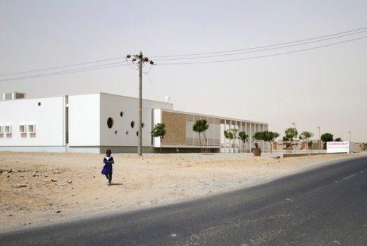 """In der Kategorie """"Buildings"""" wurden 2014 die Architekten von Studio Tamassociati aus Venedig für das Kinderkrankenhaus im Sudan """"Port Sudan Paediatric Center"""" ausgezeichnet. (Bild: Zumtobel Group AG)"""