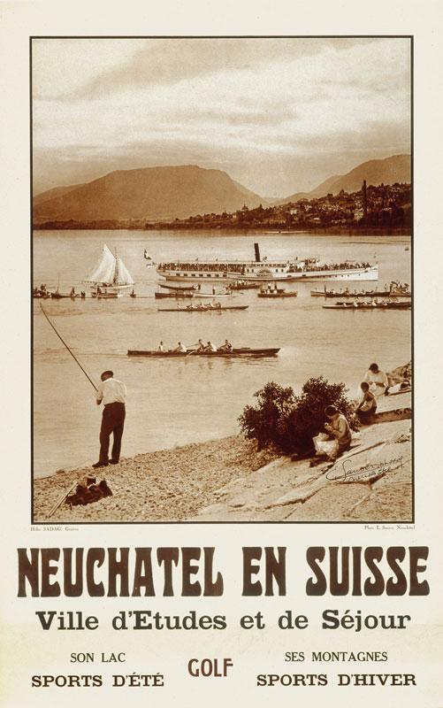 Neuchâtel in der Schweiz (Bild: © Tourisme neuchâtelois)