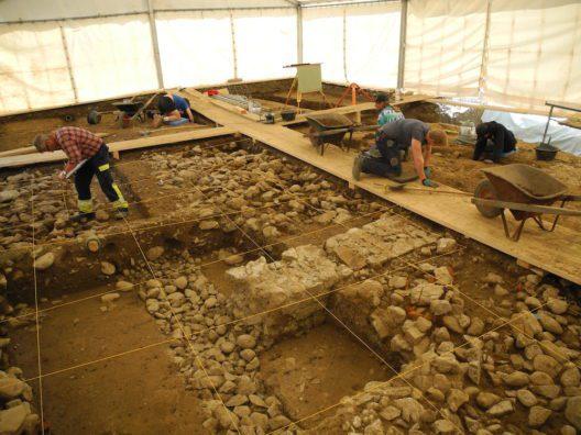 feature post image for Archäologie: Seltene Funde des römischen Gutshofs Heideloch