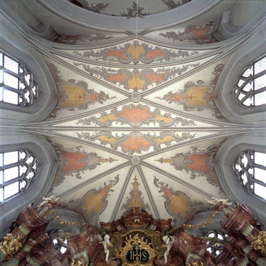 Stadtkirche in Laufenburg