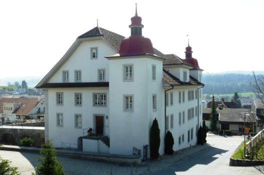 Ruswil, Pfarrhaus