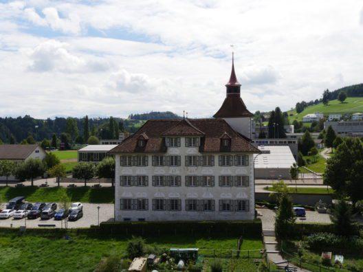 Willisau, Landvogteischloss