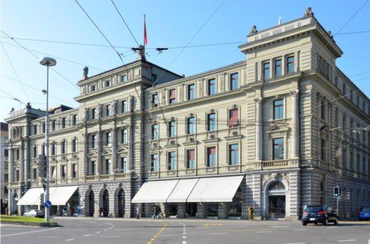 Ehemaliges Gotthardbahn Verwaltungsgebäude