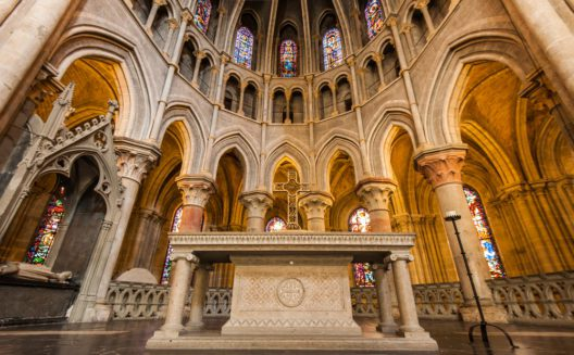 Kathedrale Notre Dame, Lausanne (Bild: Vasin Lee - shutterstock.com)