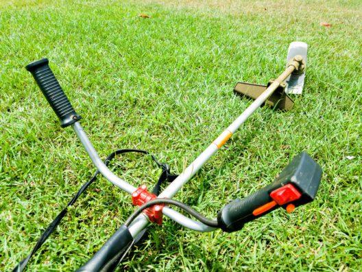 Die passende Motorsense für die Gartenpflege (Bild: TeeNoi Picture - shutterstock.com)