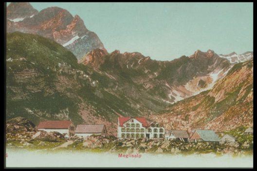Gasthaus Meglisalp im Alpstein (Bild: Berggasthaus Meglisalp)