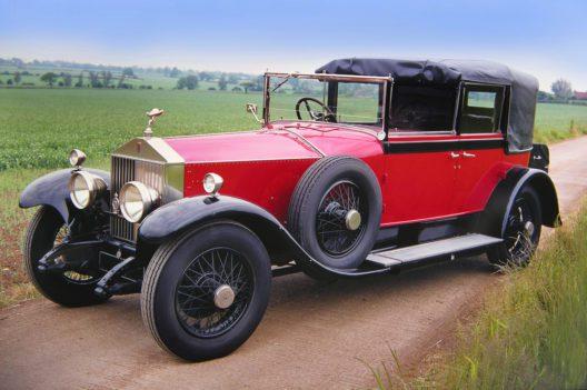 Rolls Royce Silver Ghost, 1925 (Bild: Tony Craddock - shutterstock.com)