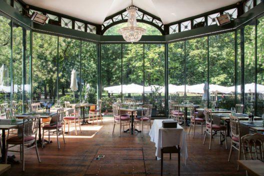 Café Restaurant du Parc des Bastions, Genève GE